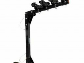 DETAIL K2 HITCH MOUNTED BICYCLE CARRIER