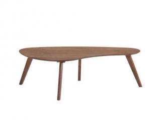 COCKTAIL TABLE-WALNUT RTA