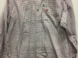 ARIAT MENS POLO SHIRT SIZE LARGE