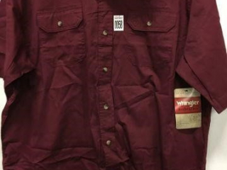 WRANGLER MENS POLO SIZE XL