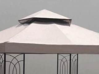 GAZEBO CANOPY REPLACEMENT 10' X 10' (CANOPY ONLY)