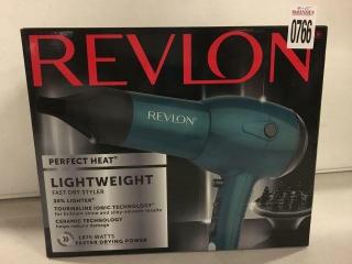 REVLON HAIR BLOWER