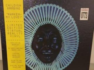 CHILDISH GAMBINO RECORD ALBUM