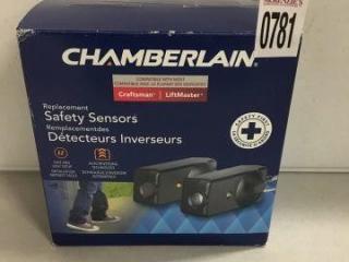 CHAMBERLAIN REPLACEMENT SAFETY SENSORS