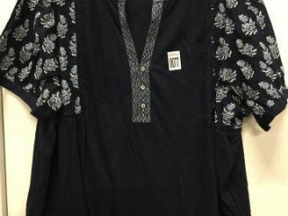 LUCKY BRAND WOMENS BLOUSE SIZE 3XL