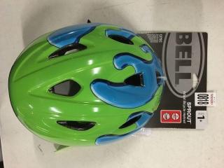 BELL BICYCLE HELMET AGE 1+