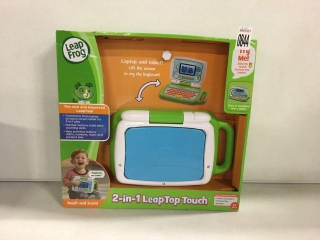 LEAP FROG 2-IN-1 LEAPTOP TOUCH
