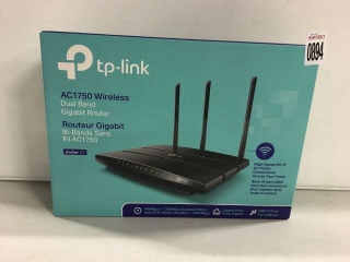 TP-LINK AC1750 WIRELESS DUAL BAND ROUTER