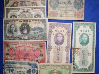 Lot of Foreign Currency