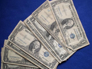 Silver Certificate Currency, $32 Face