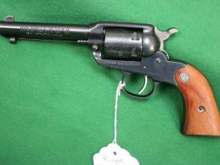 Ruger New Bearcat Revolver, 22LR
