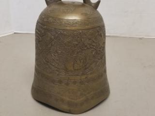 19th Century Oriental Brass Bell