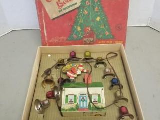 Vintage Tin Christmas Bells
