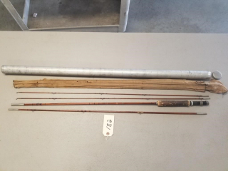 """""""Governor"""" Bamboo Fly Fishing Rod"""