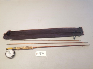"""Vintage """"Kingfisher"""" Victor X112 Fly Fishing Rod"""