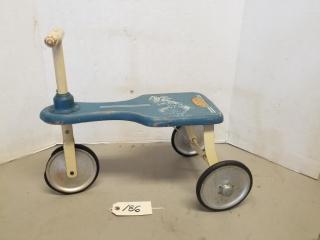 Vintage Oak Hill Kiddie Kar Toy