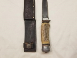 German A & K Trading Co. Fixed Blade Knife