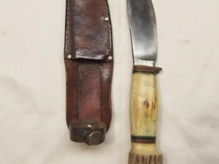 Marble's Marked Fixed Blade Knife