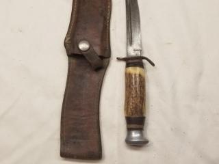 German 461 Edge Brand fixed blade