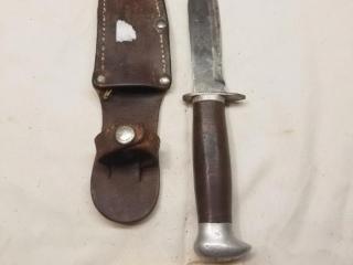 AIDACO fixed blade knife