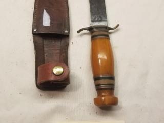 H.W.K. Erianes fixed blade