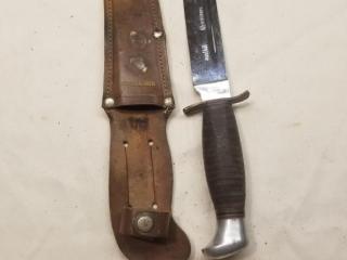 Hoffritz Sabatier fixed blade