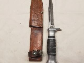 German Edge brand 487 fixed blade