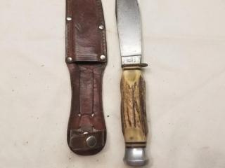 German Henley & Co Othella fixed blade