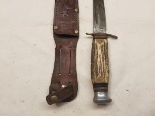 German Edge Brand 461 fixed blade