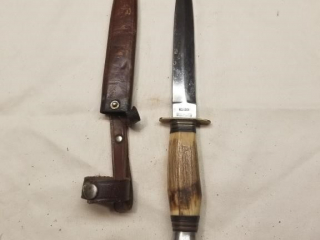 German Cleveland Cutlery fixed blade