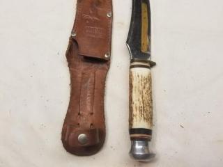 German Original Buffalo Skinner
