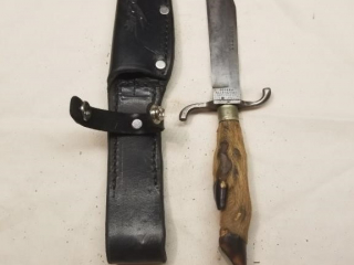 Joseph Allen & Sons fixed blade
