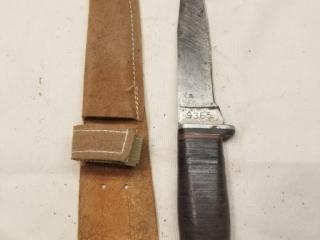 Kinfolks 9365 fixed blade