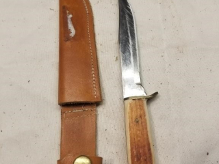 Karium fixed blade knife