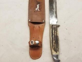 4CC 15C Big Chief fixed blade