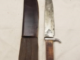 Japan made fixed blade