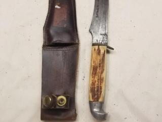 SFB 154 Buffalo Skinner