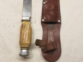 Othello Anton Wingen Jr fixed blade