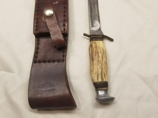 German Ideal products fixed blade