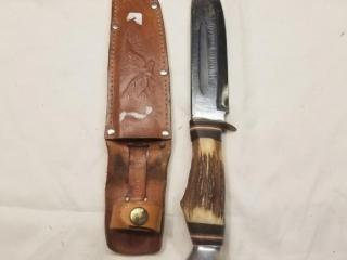Solingen Cutlery B. SVOB6DA fixed blade