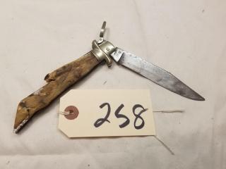 Jubson Cutlery large folding knife