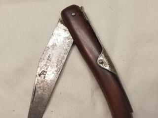 Okar. German folding knife