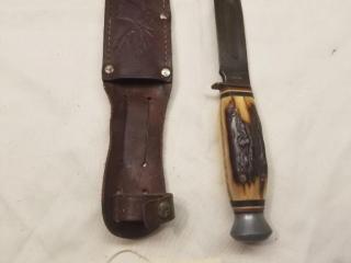 Sabre Monarch 121 fixed blade