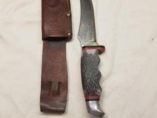 Schrade Skinner fixed blade 148