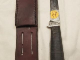 Jean Case Cut CC. Fixed blade