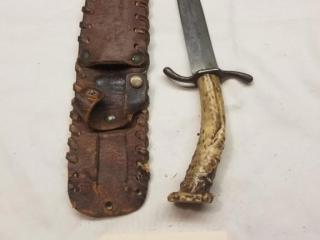 Ignaz Roslar's Sohne fixed blade