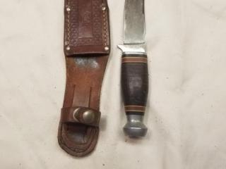 Kinfolks USA fixed blade