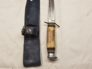 German made fixed blade