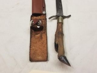 A W Wadsworth & Sons fixed blade