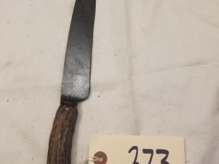 18th Century Civil War soldiers belt knife